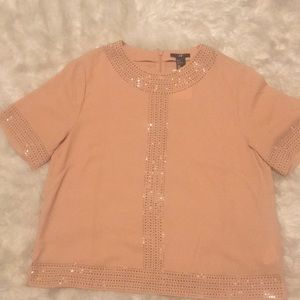 H&M Tops - H&M Blouse with Studs